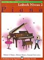 Alfred's Basic piano library niveau 2